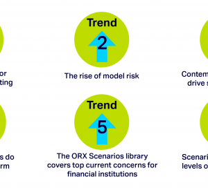 Six trends from the ORX Scenario library editorial report 2019